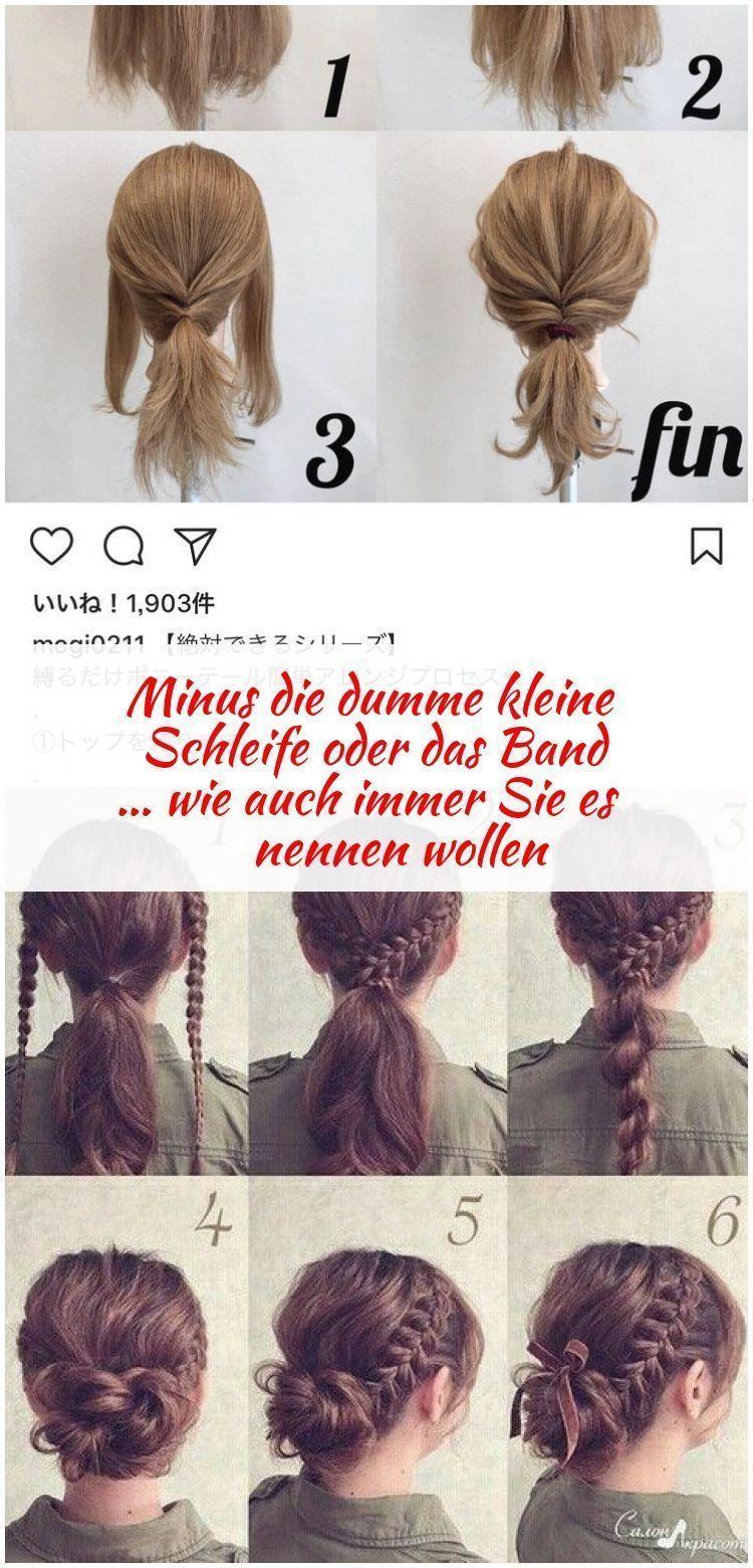 Abzglich Der Dummen Kleinen Schleife Oder Band In 2020 Lange Haare Wachsen Lassen Frisuren Band