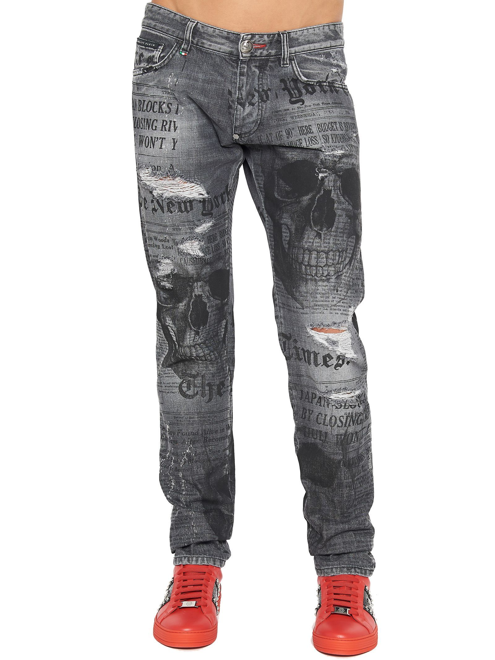 4681d97d48a92 PHILIPP PLEIN JEANS.  philippplein  cloth     Philipp Plein Men ...