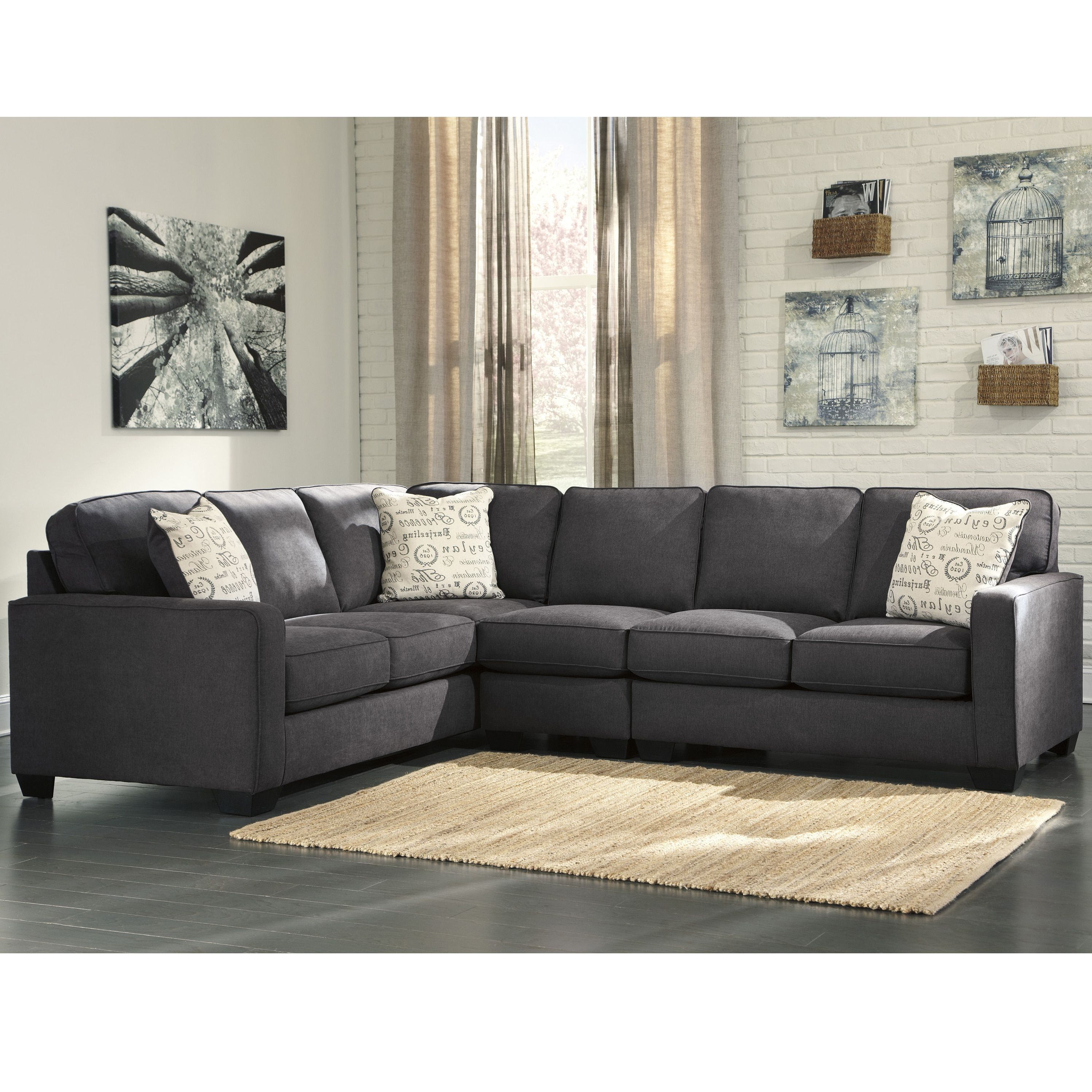 Larusi 2 Piece Raf Sectional Living Room Ideas In 2019 Room
