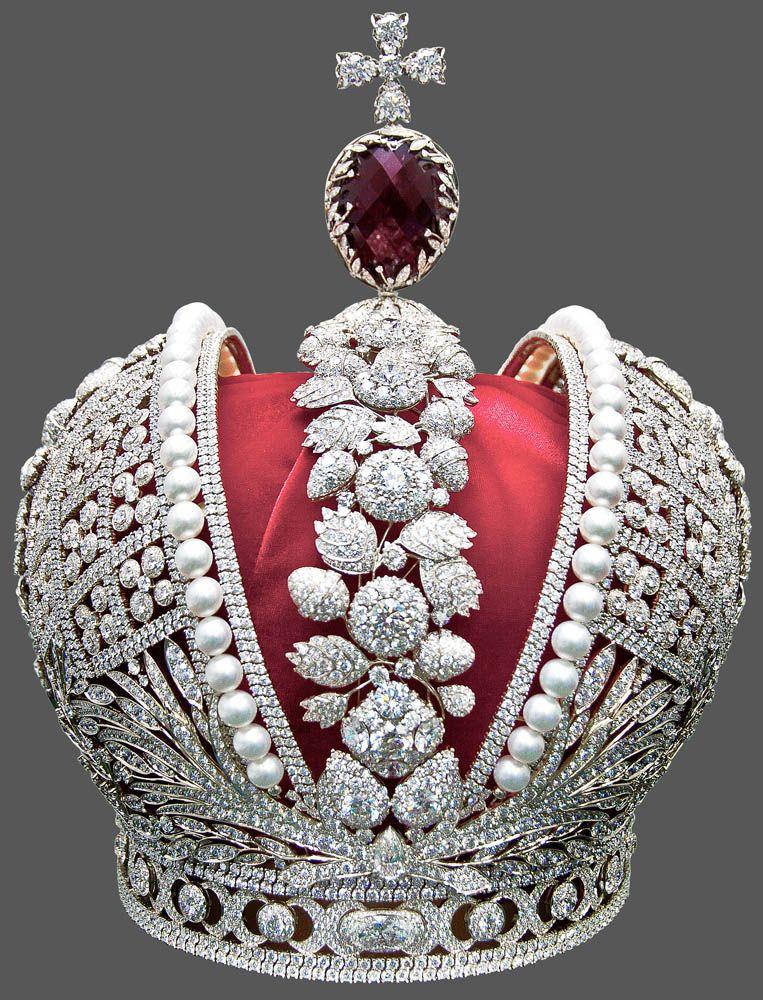 Корона российской империи своими руками фото 33