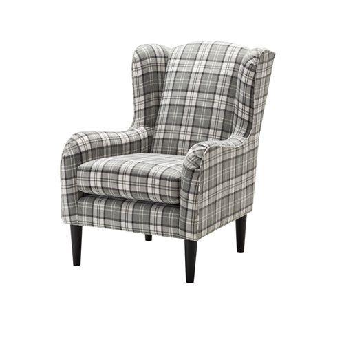 Ikea Ramsebo Wing Chair Furniture Chair Rocking Chair Cushions