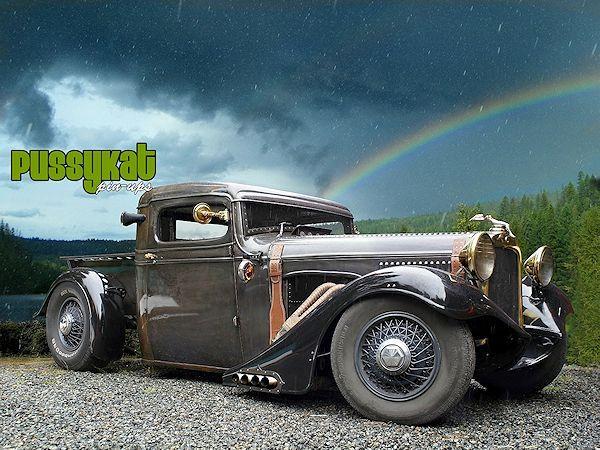 Roadkill Customs Blog | Roadkill Blog: Exploring Creative Automotive Design, Innovative Fabrication, Inventive Techniques, Custom Cars and Trucks and Hot Rod Culture