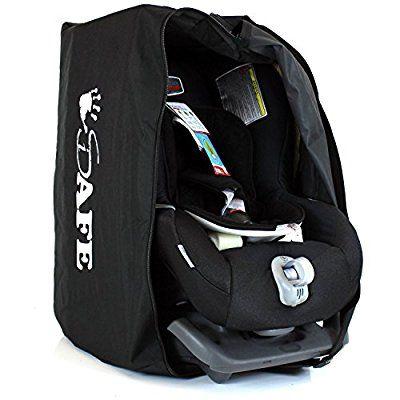 Isafe Universal Car Seat Travel Bag For Maxi Cosi Pebble Plus Pearl Isofix Base Car Seat Car Seat Travel Bag Car Seats Travel Storage Bag