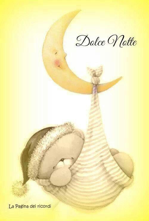 Dolce Notte Me Buonanotte Immagini Divertenti E Notte