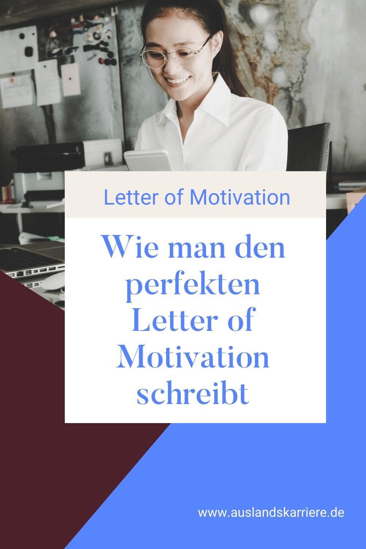 Ein Motivationsschreiben Zu Formulieren Kann Schwer Sein Und Dann Auch Noch Auf Englisch Dies In 2020 Motivationsschreiben Motivation Motivationsschreiben Bewerbung