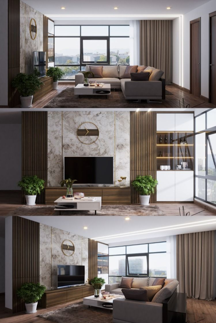 343 Livingroom Free Sketchup Interior Scene In 2020 With Images