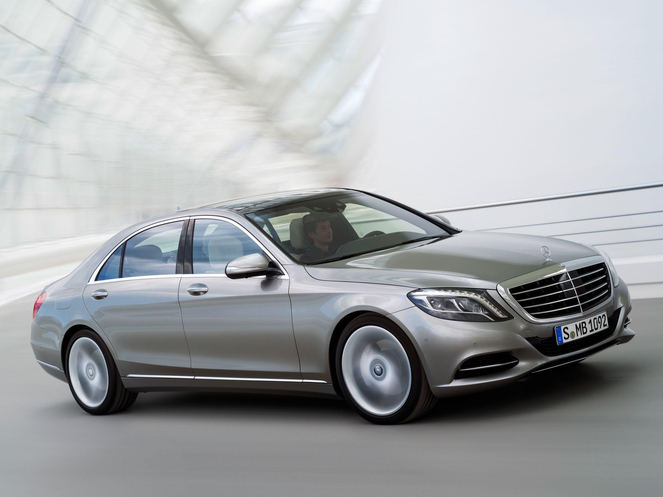 Preise Für Mercedes S Klasse 2017 Stehen Jetzt Fest