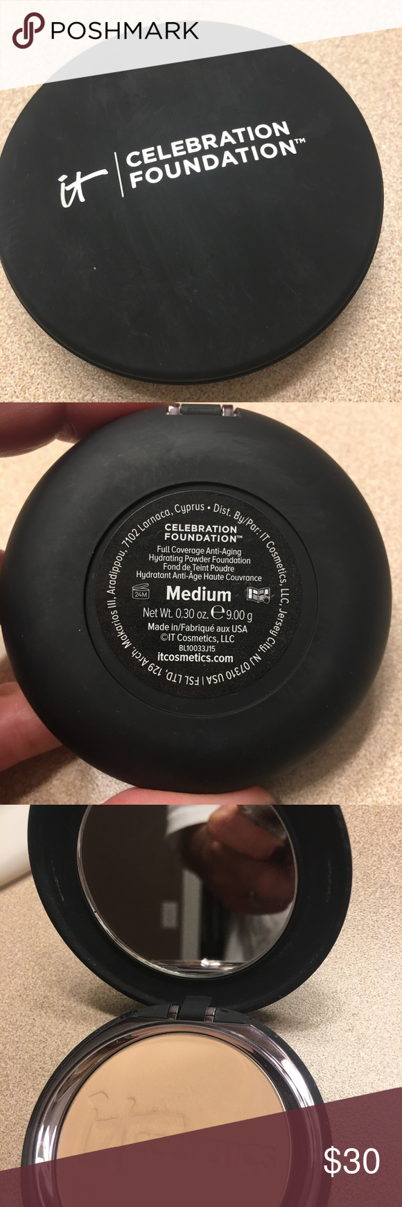 IT Cosmetics Celebration Foundation in MEDIUM (With images