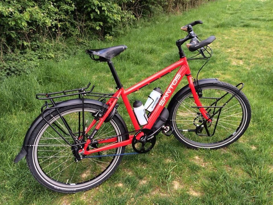 Een echt fijne fiets