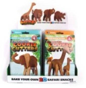 Safari Cookie Cutters