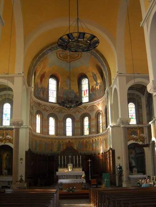 église Saint-Pierre aux Sables-d'Olonne.Pys-de-la-Loire