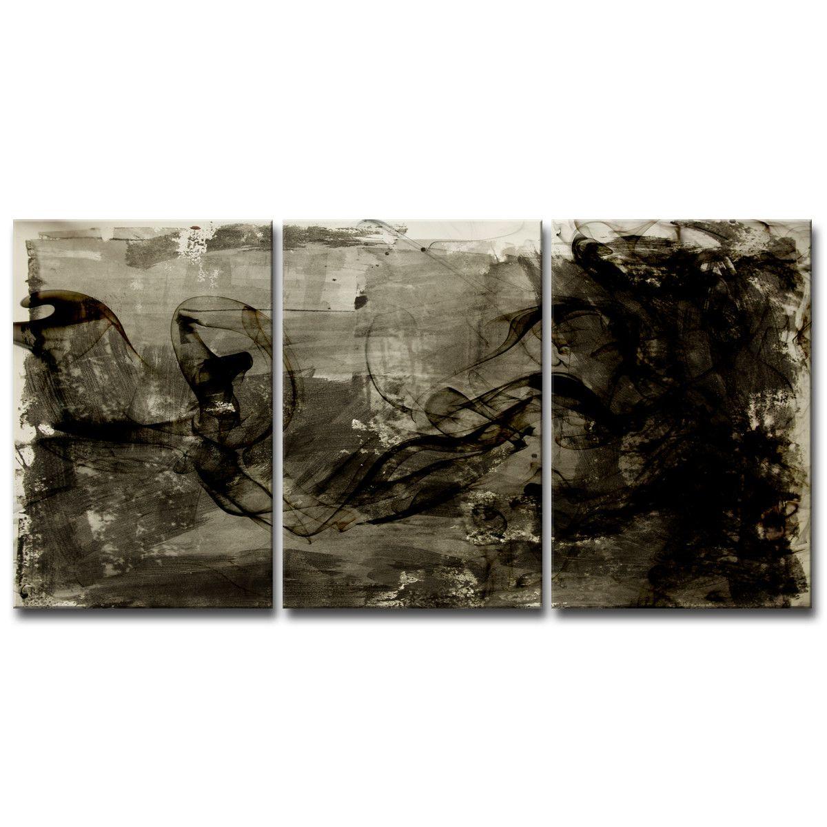 Ready2HangArt™ 'Glitzy Mist XIX' by Tristan Scott Canvas Art Set