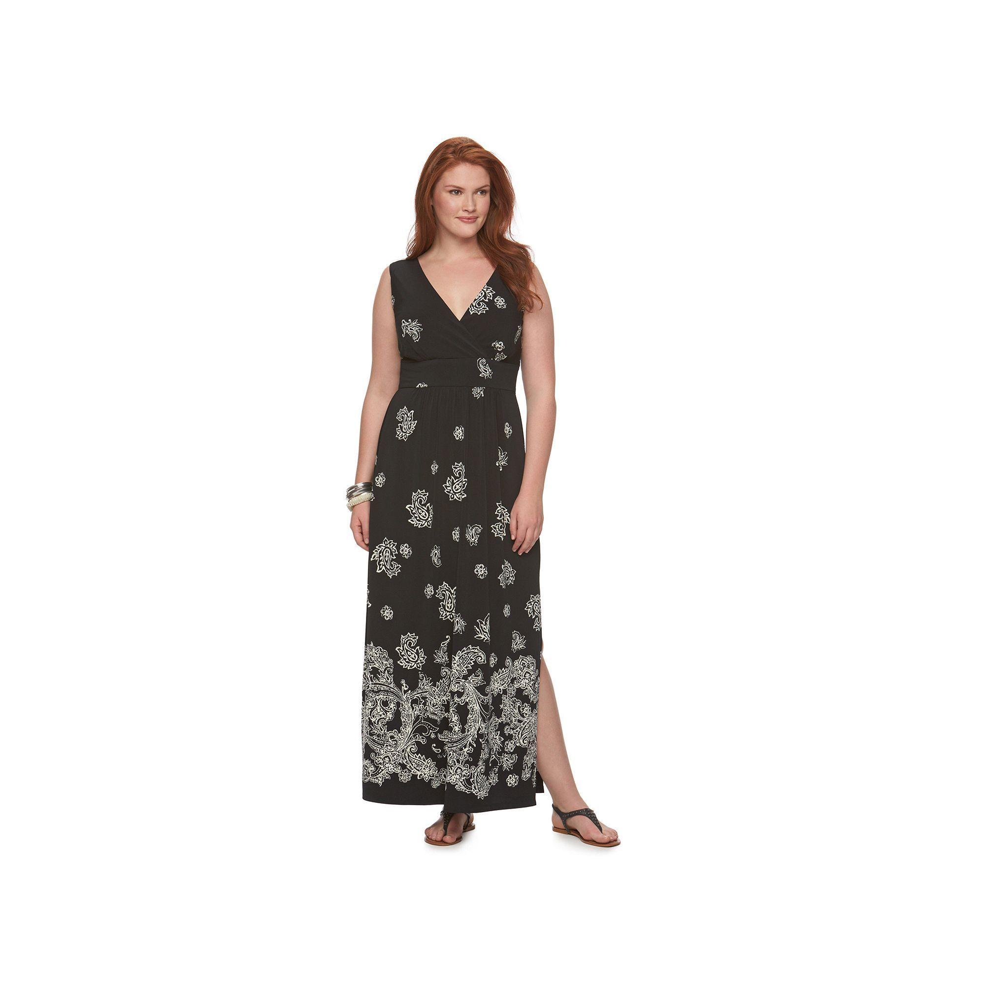 Chaps Plus Size Dresses At Kohls