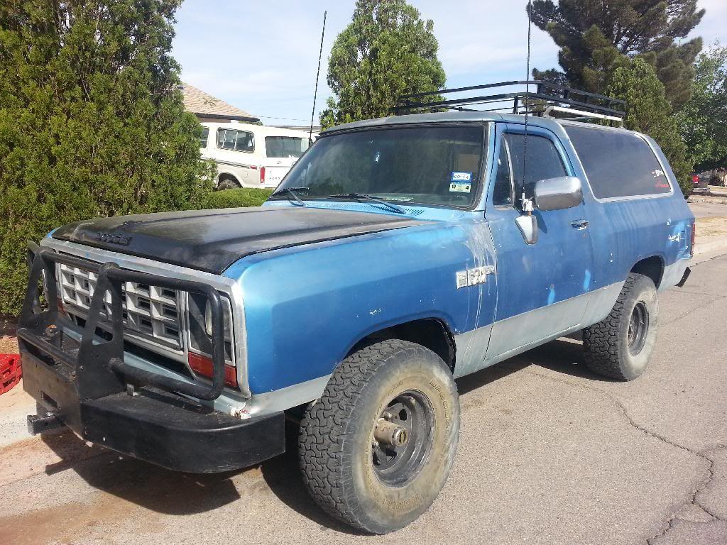 1984 exploration ramcharger dodge ram ramcharger cummins jeep durango power
