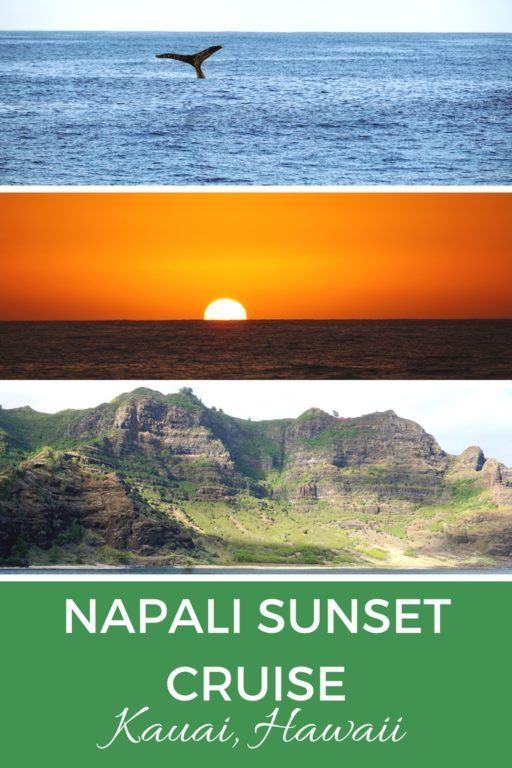 Doing a Napali Sunset Cruise in #Kauai, Hawaii with Kids and Holo Holo Charters    #kauaiwithkids #hawaiiwithkids