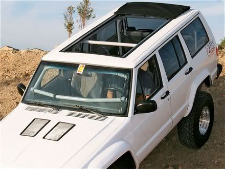 Cherokee Xj Soft Top Conversion Custom Jeep Jeep Xj Mods Jeep Cherokee