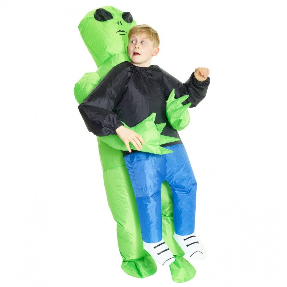 c903724f4 Kids Pick Me Up™ Alien Inflatable Costume in 2019 | | Things I love ...
