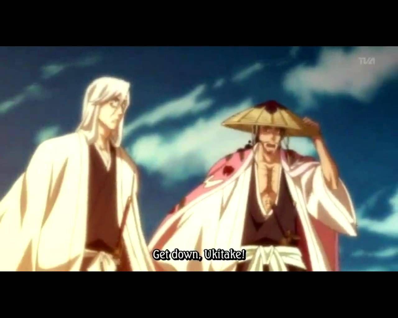 Bleach Captain Yamamoto S Ryujin Jakka Release Bleach