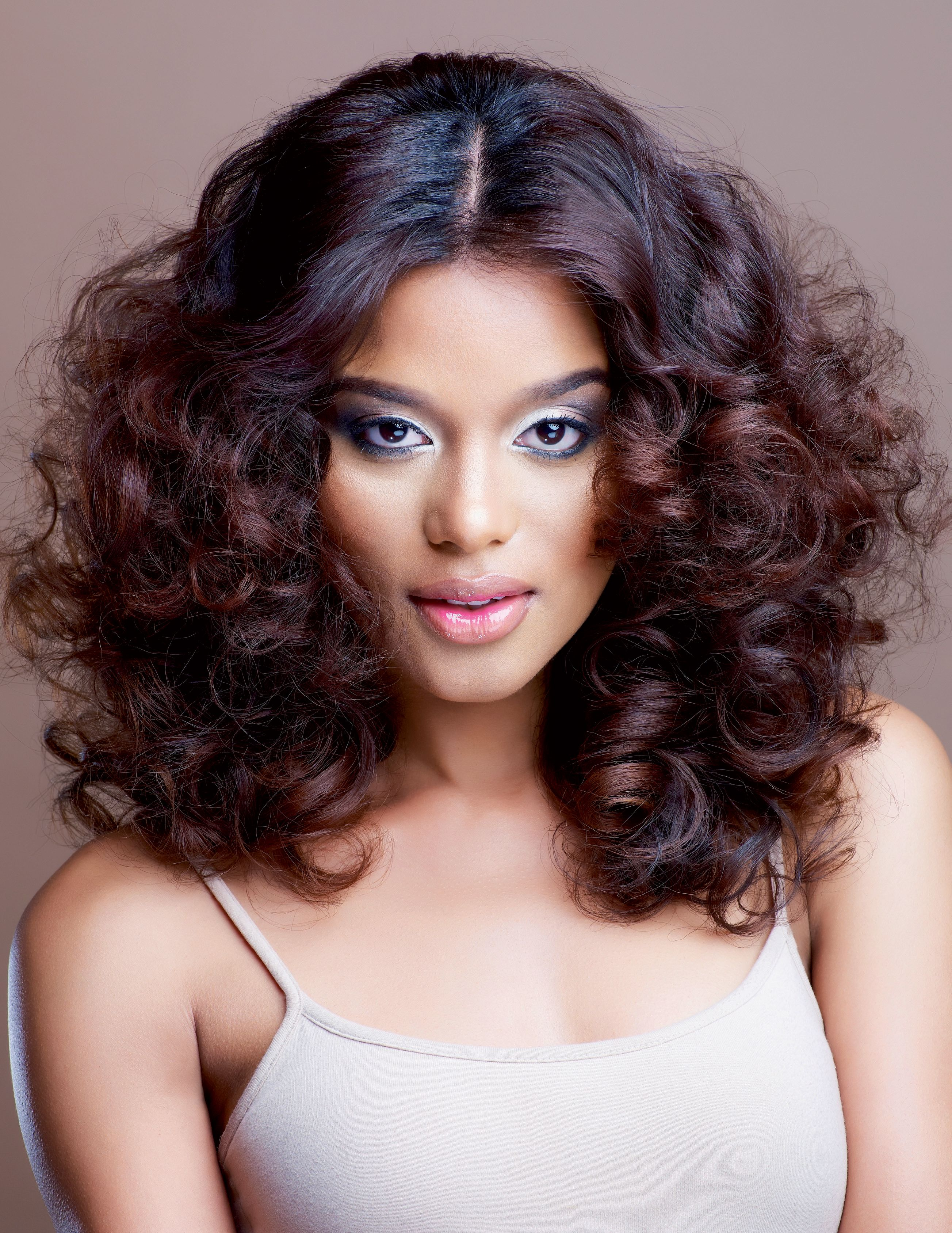 Image result for roller set natural hairstyles hot hair dous