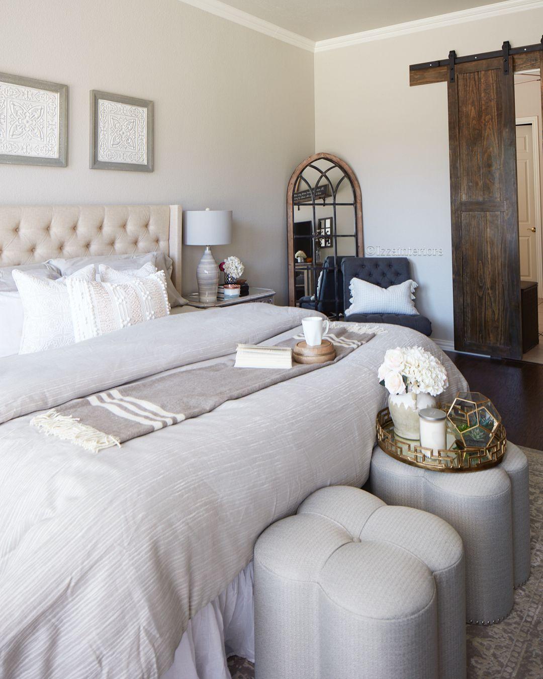 5th wheel master bedroom  Pin by Xoxo Xoxo on bedroom  Pinterest  Interiors Bedrooms