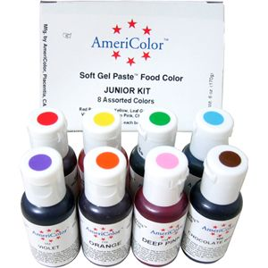 AmeriColor Sheen AirBrush Food Color Kit | Created by Ads Bulk ...