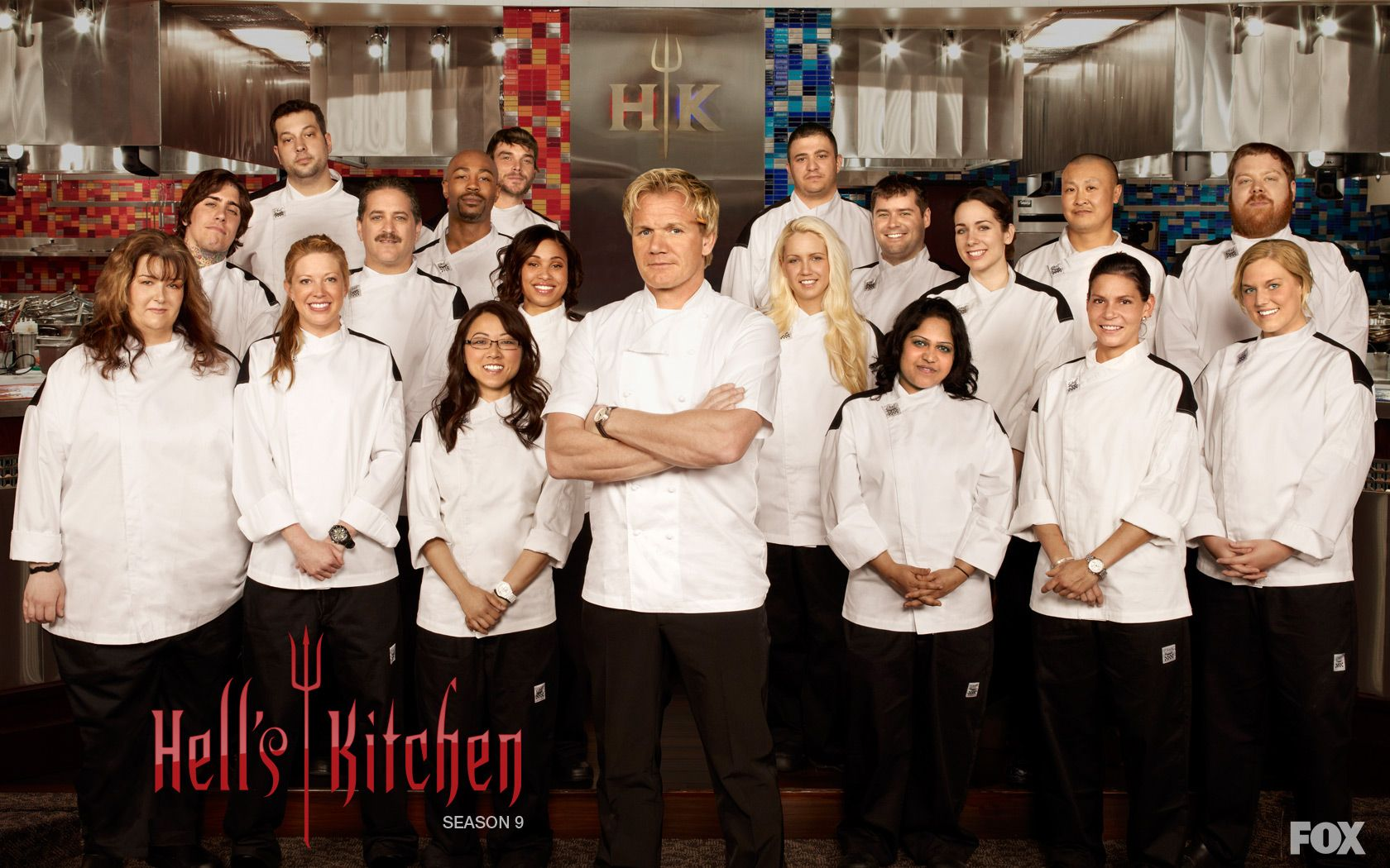 hells kitchen | hells-kitchen-group-wallpaper | hell's kitchen