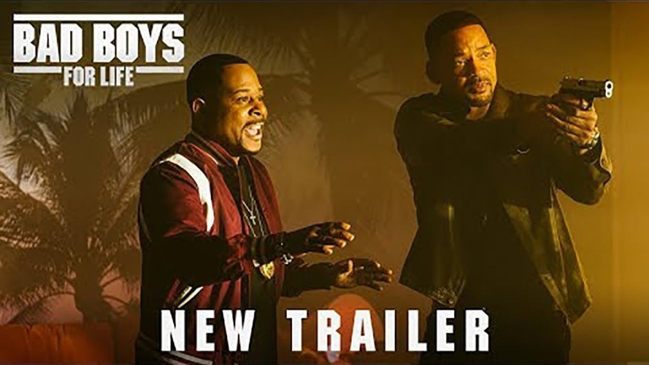 Trailer 2 Red Band Bad Boys For Life Bad Boys Life Trailer Upcoming Movie Trailers