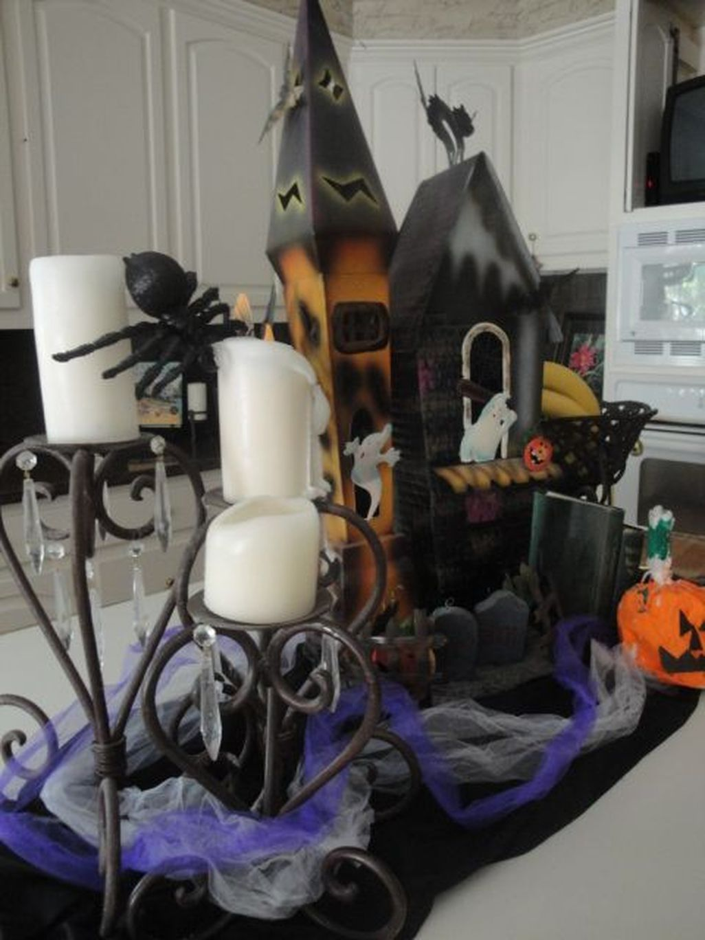42 Nice Homemade Halloween Decorations Pinterest Homemade - Homemade Halloween Decorations