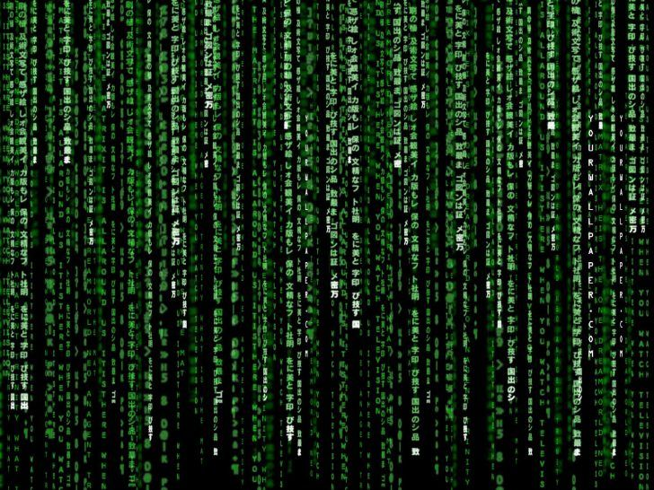 Matrix Code Wallpapers Android With High Resolution Desktop