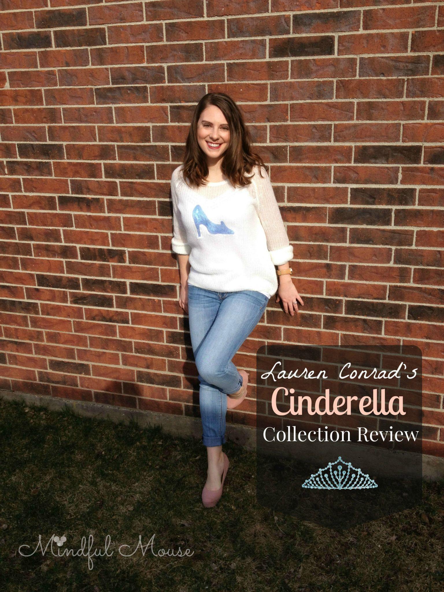 Lauren Conrad's Cinderella Collection Review Lauren