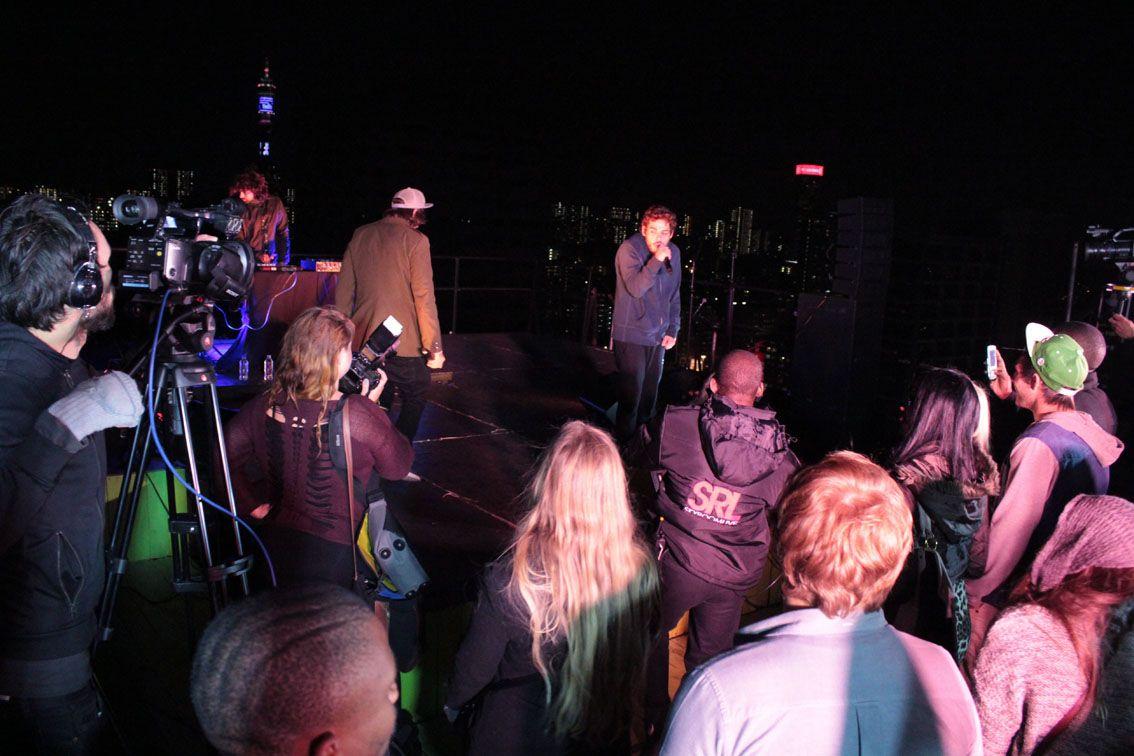 Superb Sky Room Live Part - 14: PICS: PH Fat At Skyroom Live