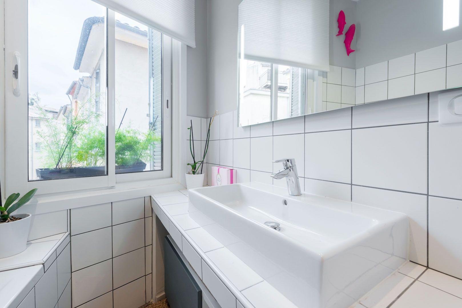 Carrelage Blanc Joint Noir Épinglé sur appartement aix en provence