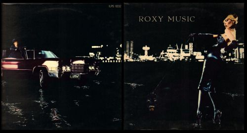"glamidols: "" Roxy Music – For Your Pleasure (1973) """