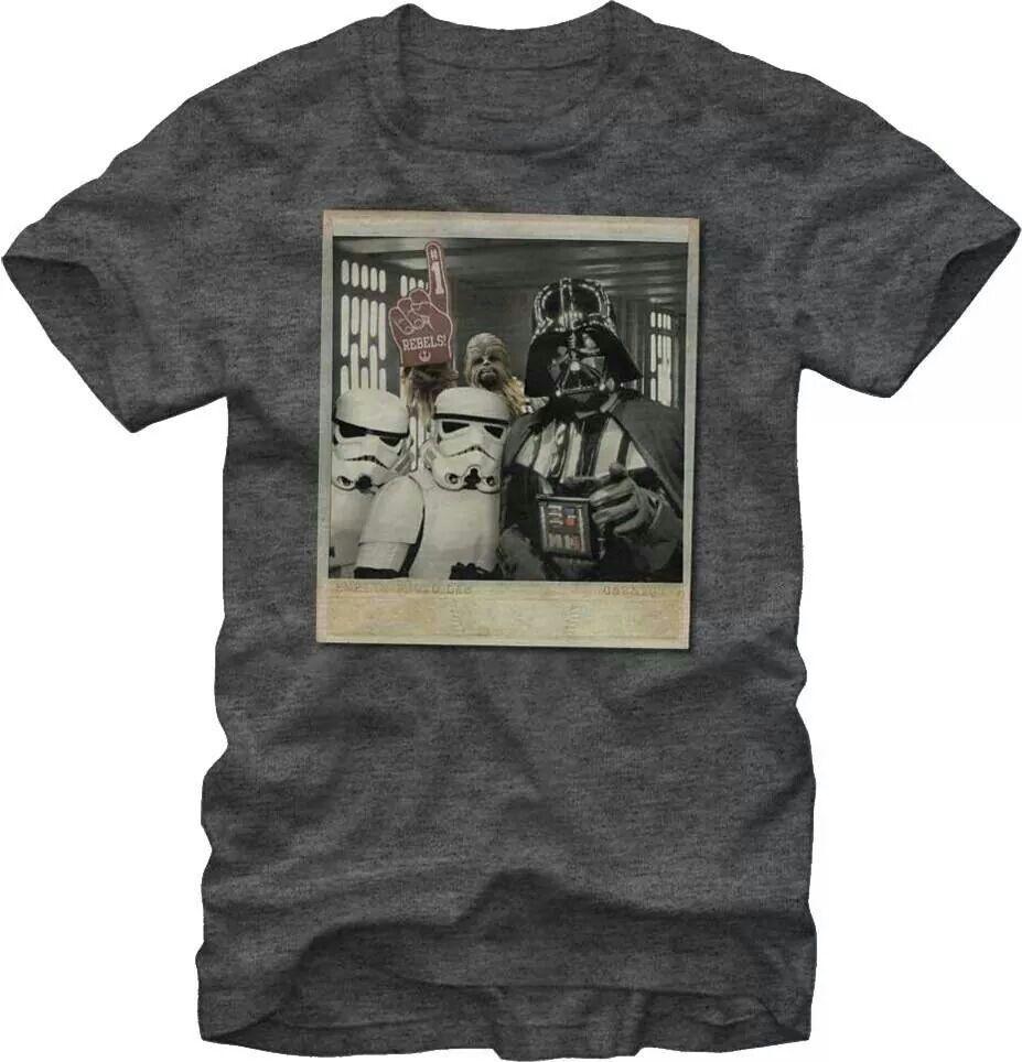 STAR WARS inspired StormTrooper Construction Darth Vader funny t-shirt 9772