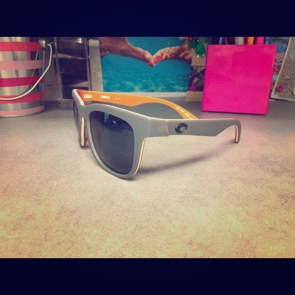 d165f417d66 Cost del Mar Copra Sunglasses Costa del Mar Copra sunglasses. Nylon frame.  Gray polarized