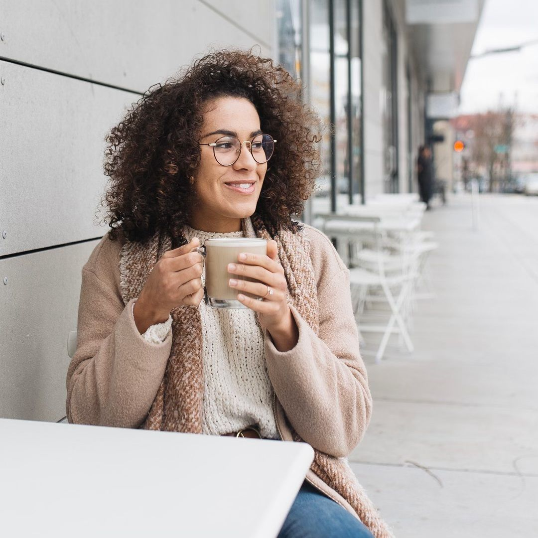 Cardamom chai house blend found in Porltand Oregon Café