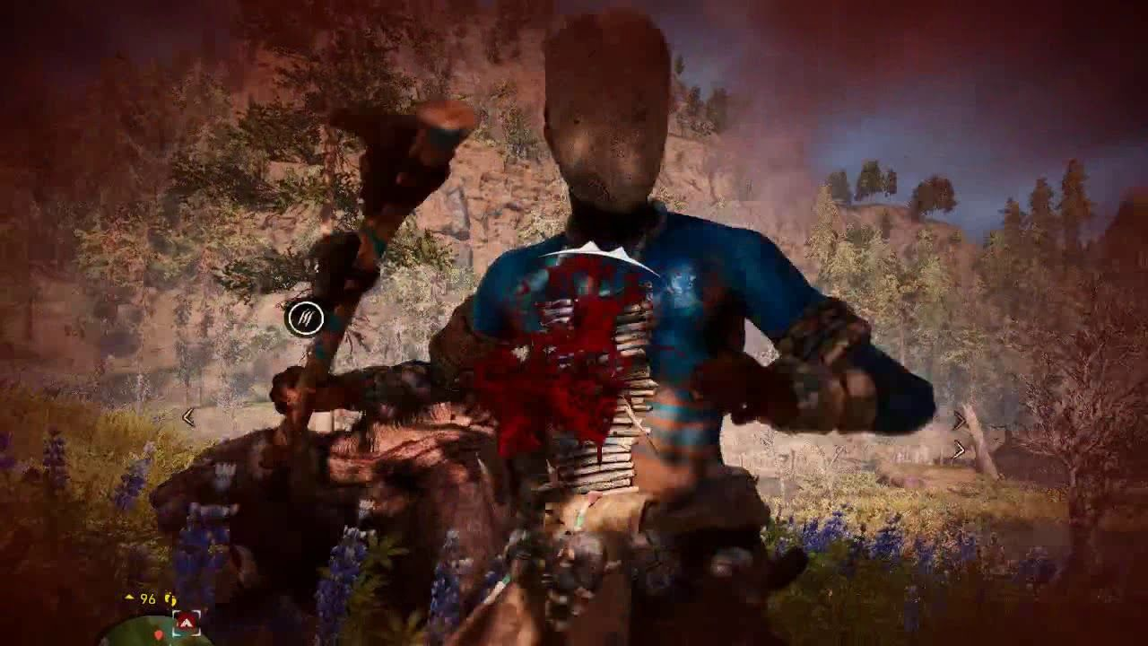 Far Cry Primal Udam Frequently Trying To Attack The Villagers Far Cry Primal Primal Far Cry Game