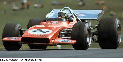 1970 Zeltweg   Bellasi Ford Coswoth - Silvio Moser