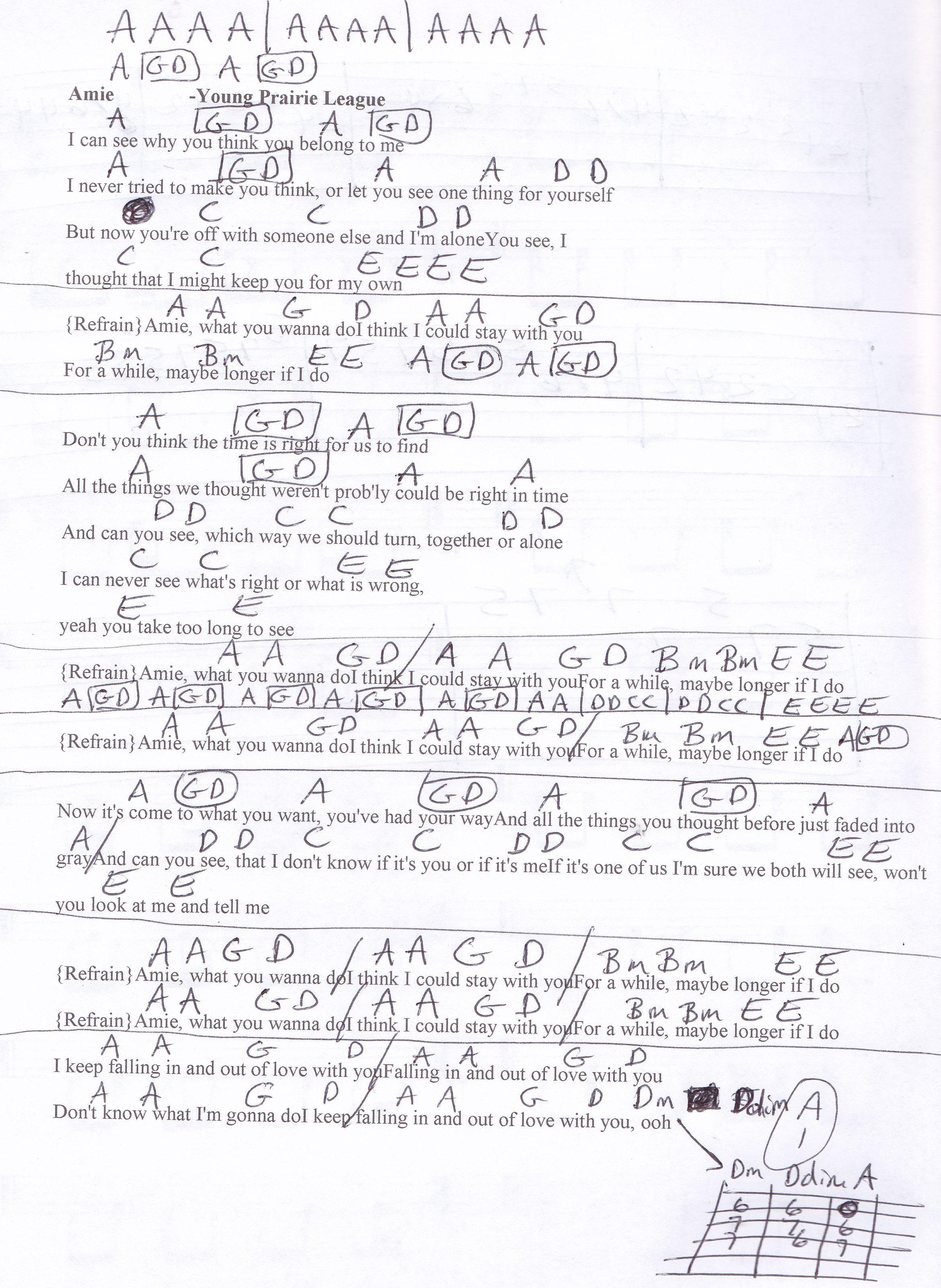 Amie pure prairie league guitar chord chart how to play guitar amie pure prairie league guitar chord chart hexwebz Images