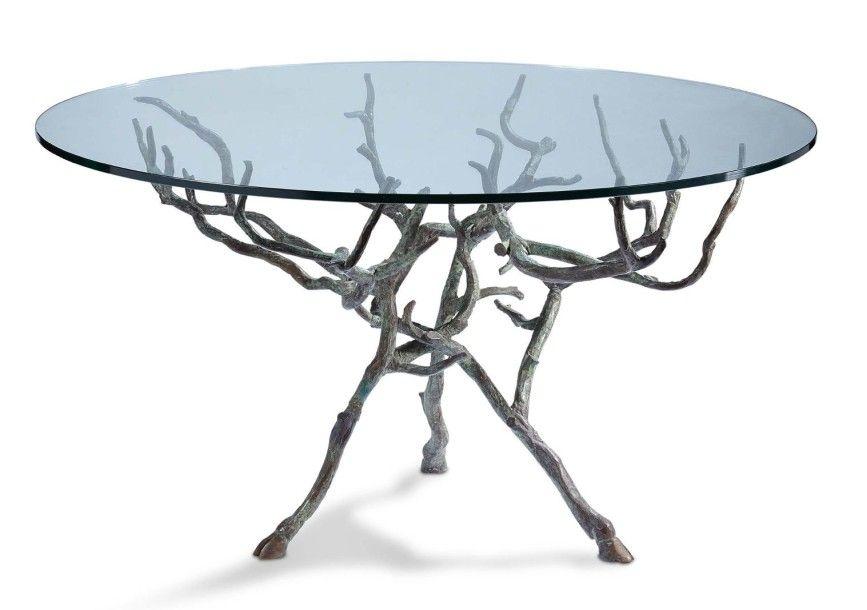 JACQUES ANDRIEUX, dans le goût de Belle table de salle à manger à