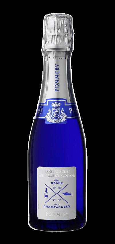 Champagne Pommery POP Rache   Champagner #rache #champagner #pommery #ambient #event #revenge #giantbottle #ship #hawesko