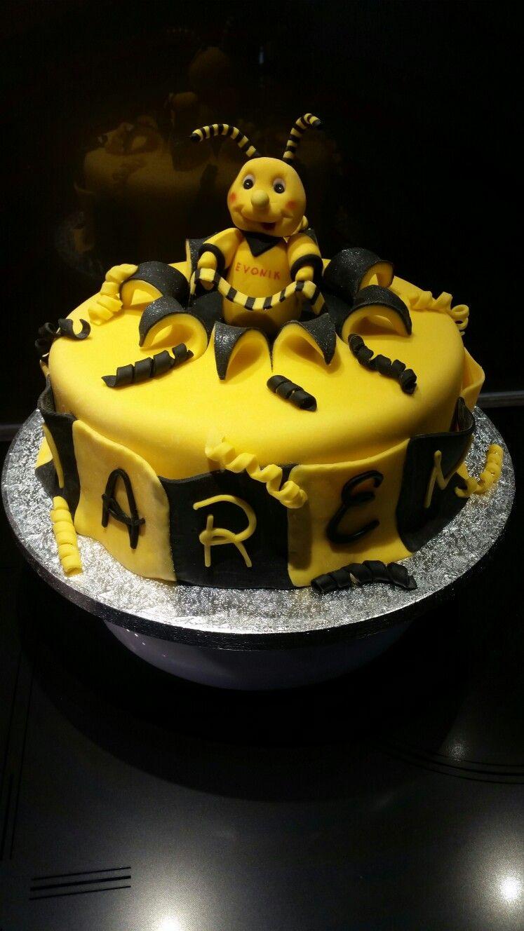 Bvb Kuchen