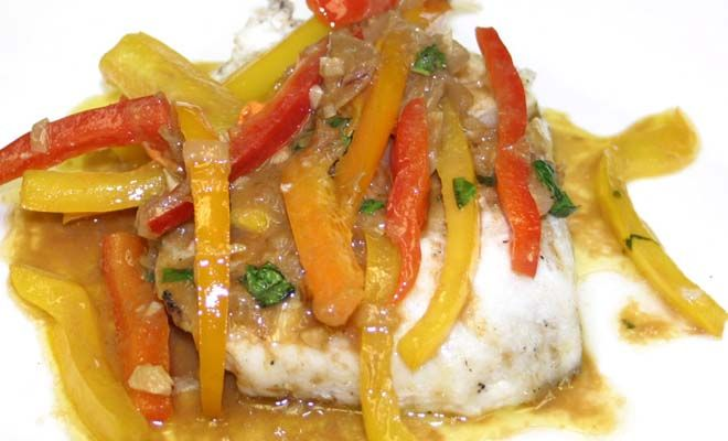 Halibut recipes halibut bagna cauda fish alaska magazine