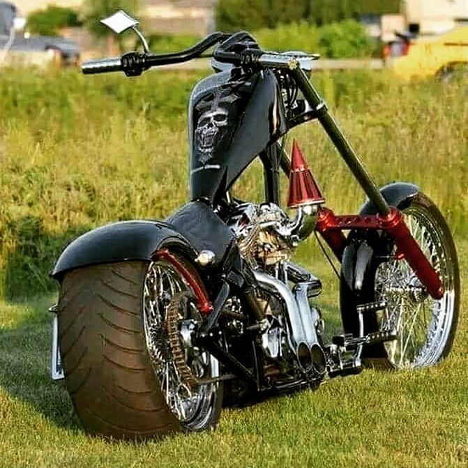 Big Dog Custom Motorcycles For Sale