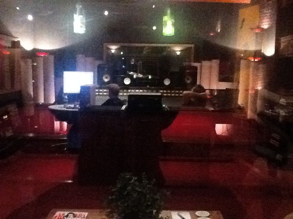 In the studio cutting the next Babylon Saints album.  Coming out sometime in 2013!
