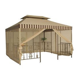 D.C. America Beige with Beige Trim Polyester Screen Kit