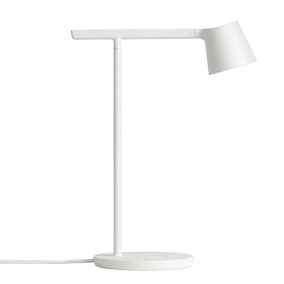 Muuto Tip Table Lamp White Lamp Adjustable Lighting Table Lamp