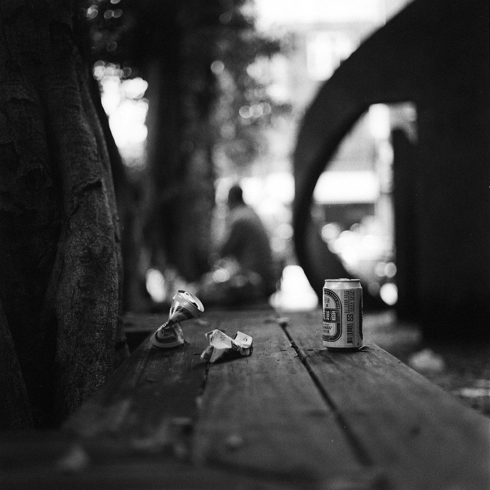 Pick-me-up – Ilford Delta Professional 400
