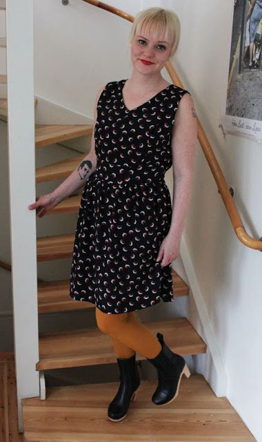 Hela konkarongen: Clothes we wear