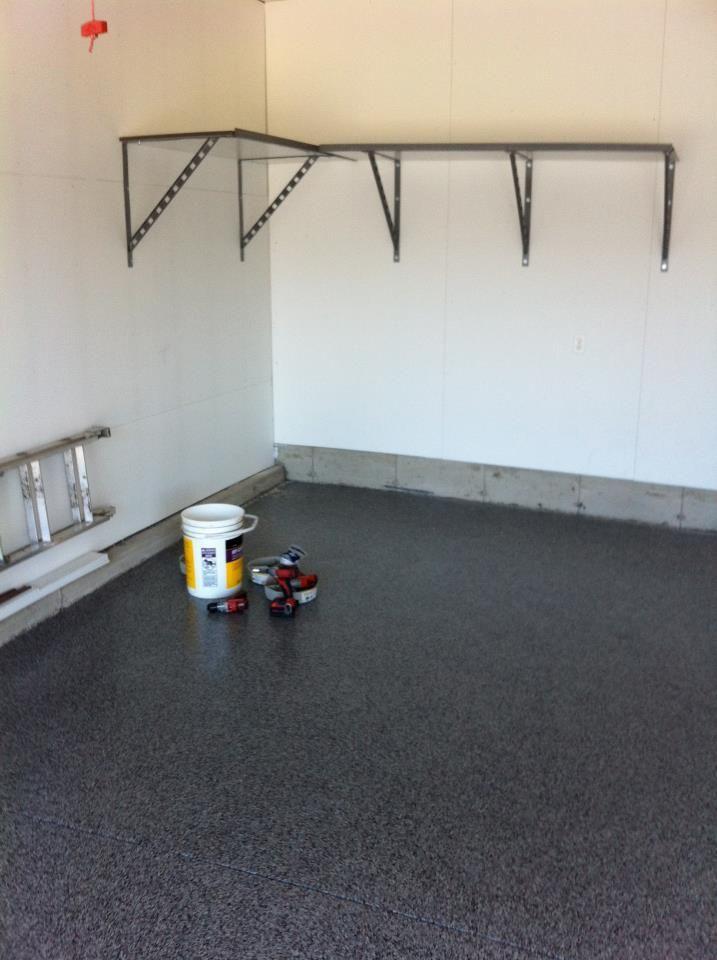 Garage Plastic Flooring For Dining Room Carpet: Best 20+ Garage Flooring Options Ideas #garage Floor Ideas